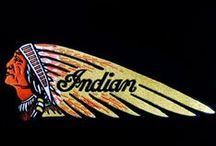 Indian Motorcycles / by Robert Wheeler