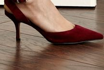 If the Shoe Fits..........Wear it! / Shoes / by Maria Hazell