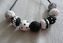 Jewelry: Black and White