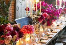Bringing it to the Table / Table decor / by Maria Hazell