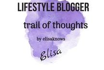blog by elisaknows / A compilation of my own personal writings for my blog - Elisa Knows
