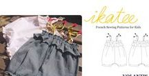 Newborn French Sewing Patterns / Our Sewing Patterns for Newborns. Digital sewing patterns with a french twist!