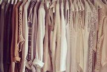 in the closet / by Deborah Holyfield