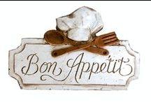 bon appétit / main dish / by Deborah Holyfield