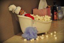 Elf on the Shelf / Elf on the shelf ideas / by Susan Pollok