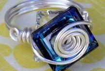 Jewelry Ideas / by Magan Slusser