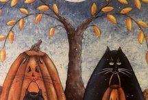 Holiday-Fall-Halloween craft ideas