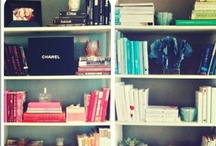 An Organized Life / Organization. Something often easier said than done. We're helping you keep everything in it's place with space-saving ideas and inspirational images to keep you motivated. Here's to living clutter-free!