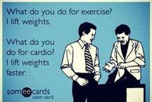 No Pain No Gain / Motivation, workouts, beast mode! / by Samantha Richardson