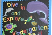 Kindergarten ~ Literacy, Math, Art, & More..... / by Stephanie Wilson