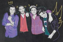1D / by Katelyn Rodriguez