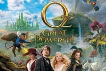 Oz The Great And Powerful / Now available on Blu-ray Combo Pack and HD Digital  / by Walt Disney Studios