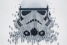 Star Wars - Posters / by Aestheory _