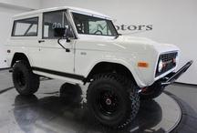 Vehicle | Bronco