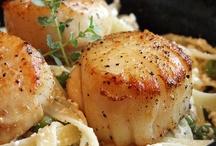 Seafood / by Marisha Brooks