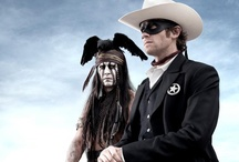 The Lone Ranger / Now on Blu-ray Combo Pack and Digital HD! / by Walt Disney Studios