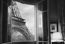 Paris Spring 2017 trip - 10th anniversary trip / Planning a holiday to Paris for our 10 the wedding anniversary  / by Marcellina West