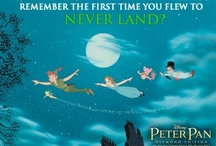 Peter Pan / On Blu-ray™ February 5th! / by Walt Disney Studios