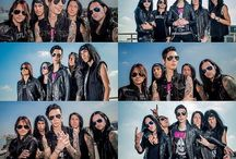 Black Veil Brides / by Katelyn Rodriguez