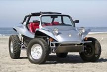 Dune Buggy / The Meyers Manx and some similar machines.