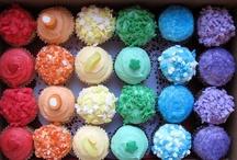 Cakes and Cupcakes / Everything cakes and cupcakes...recipes, ideas, how tos