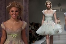 Fashion from The Carrie Diaries