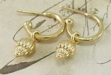 Beachcomber / Inspiration for my classic Beachcomber contemporary jewellery collection. Jewellery inspired by nature.