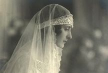 Vintage Bride / Inspiration for our unique engagement and wedding jewellery collections