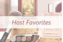 Host Favorites / Our hosts love to shop as much as they love to help YOU shop! Here we'll share what products they recommend, what they love to share with customers—plus what they love to buy for themselves!