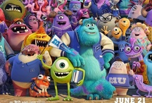 Monsters University / Now available on Digital HD & Blu-ray Combo Pack! / by Walt Disney Studios