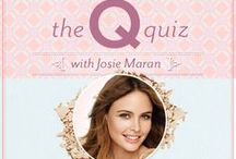 { Q Quiz } / by QVC