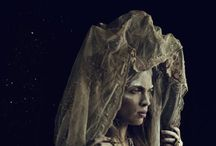 Miss Haversham / More gorgeous inspiration for my Curio collection, beautiful decay!