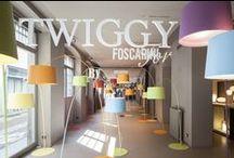 Foscarini @ VFNO Milan 2013  / Foscarini present Twiggy Special Edition