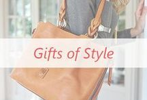 """Gifts of Style / Because no girl ever said """"my closet is too full."""""""