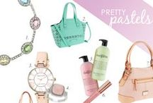 Pretty Pastels / by QVC