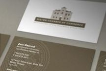 Branding / Projects related to branding from BANG! creative communications