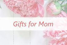 Gifts for Mom / Find the perfect give for the ladies in your life this Mother's Day! From Wine to jewelry QVC.com has it all!