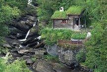 tiny houses / Like it says... tiny houses, but only tiny houses that I like.  / by Myles Blackwood