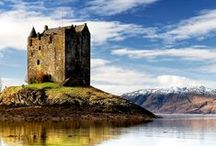 Castles / Something about living and breathing Game of Thrones right now has me dreaming of castles.