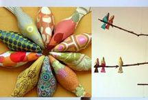 Craft ideas with fabric