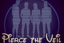 Pierce The Veil / by Katelyn Rodriguez