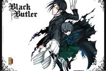 Black Butler / by Katelyn Rodriguez
