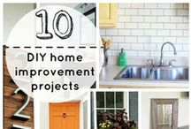 DIY : general home projects / Projects for the home that I can DIY