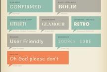 Typography / by Tze Qi