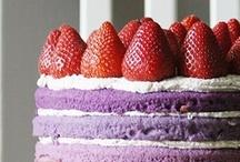 "Sugar RUSH / Anything that my sweet tooth says ""YES"" to. / by Denise Sakaki"