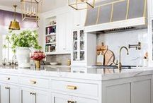 kitchens / kitchen ideas and inspiration