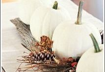 autumns splendor / autumn decor ideas and crafts