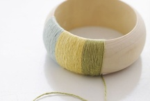 DIY : Yarn wrapped / Projects that can be, have been, or should be wrapped with yarn.
