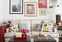 Home Sweet Home / Home projects & home decor ideas!