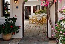Outdoor Spaces / by Ana